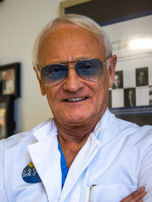 Eberhard Grube, MD
