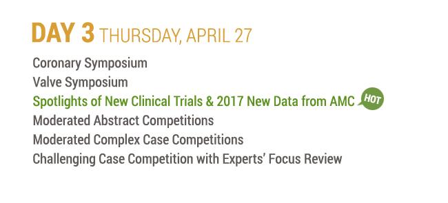 Day 3 / Thursday, April 27
