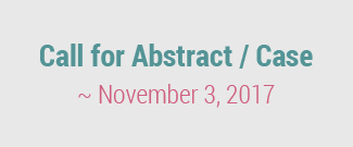 Case/Abstract Submission for TCTAP 2018 ~ November 3, 2017