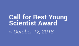Call for Best Young Scientist Award