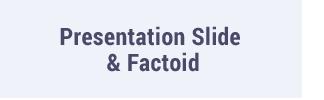 Presentation Slide & Factoid