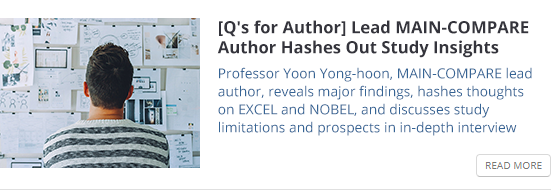 [Q's For Author] Lead MAIN-COMPARE Author Hashes Out Study Insights