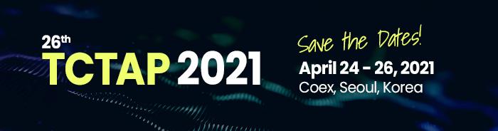 26th TCTAP 2021 - April 24-26, 2021