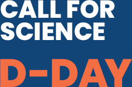 CALL FOR SCIENCE D-DAY