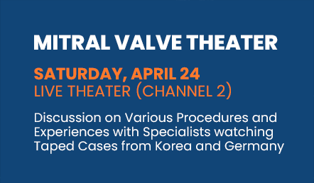 Mitral Valve Theater - Saturday, April 24 / Live Theater (Channel 2)