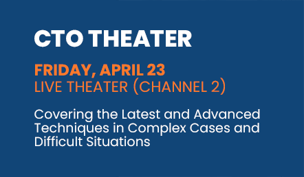 CTO Theater - Friday, April 23 / Live Theater (Channel 2)
