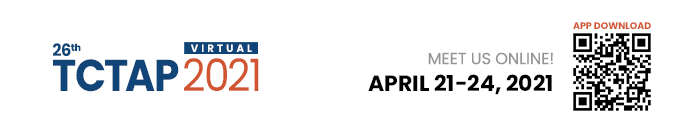 TCTAP 2021 Virtual - APRIL 21-24, 2021